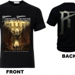 T-Shirt - Wall Of Fear And Darkness